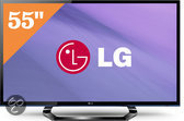 LG 55LM660S - 3D LED TV - 55 inch - Full HD - Internet TV
