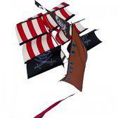 HQ Blackbeards Ship Kite 3D Vlieger