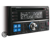 Alpine CDE-W235BT - Autoradio Dubbel DIN - USB - CD - Bluetooth