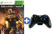 Gears Of War: Judgment + Draadloze Xbox 360 Controller