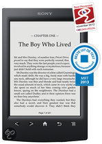 Sony Reader (PRS-T2) - Zwart