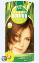 Hennaplus Long Lasting Colour 5.5 Mahogany