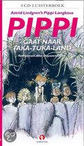 Pippi gaat naar taka-tuku-land 3 cd's