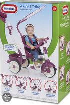 Little Tikes 4-in-1 - Driewieler - Sport Editie Trike - Roze
