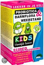 Lucovit Probiotica Kids Darmflora & Weerstand Tabletten - 2x30 st