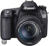 Canon EOS 70D 18-135 mm STM - Spiegelreflexcamera