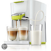 Philips Senseo Latte Duo HD7856/10 - Limoengeel met Wit