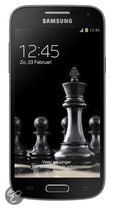 Samsung Galaxy S4 Mini - Mat zwart