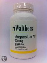 Walthers Magnesium Ac - 200 mg - 90 Stuks