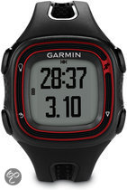 Forunner 10/GPS Watch/Black+Red