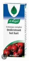 A.Vogel Crataegus Complex - 80 tabletten - Voedingssupplement