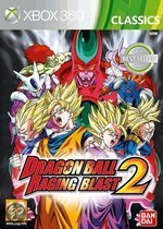 Foto van Dragon Ball Z, Raging Blast 2 (Classics)  Xbox 360