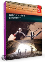 Adobe Premiere Elements 12 - InstallatieDVD zonder licentie - Windows / Mac - Frans