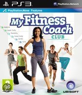 My Fitness Coach - Club (Playstation Move Compatible)
