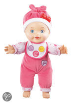 VTech Little Love Praat met mij Baby - Pop