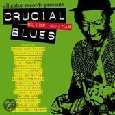 Crucial Slide Guitar Blue