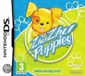 Zhu Zhu Puppies + Puppie