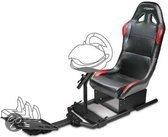 Nitho Corsa Driving Racestoel PS4 + Xbox One + PS3 + Xbox 360 + PC + Wii