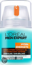 L'Oral Paris Men Expert Hydra Energetic Intens Hydraterende Gel - Dagcreme