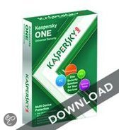 Kaspersky Internet Security Multi-Device 3-Devices 2 jaar direct download versie