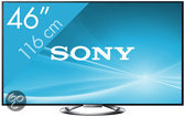 Sony Bravia KDL-46W905 - 3D Led-tv - 46 inch - Full HD - Smart tv