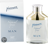Hot-Hot Man Pheromon for Men - 50 ml - Eau de Parfum