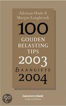 100 Gouden Belasting Tips