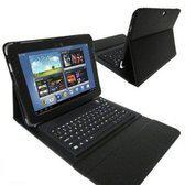 Samsung Galaxy Tab 2 10.1 inch P5100 Bluetooth toetsenbord hoes case hoesje met draadloos keyboard