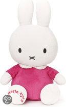 Nijntje Mijn Eerste Knuffel 23cm - Meisje - Roze