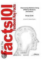e-Study Guide for: Discovering Statistics Using SPSS for Windows by Andy Field, ISBN 9780761944522