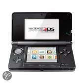 Nintendo 3DS - Kosmos Zwart