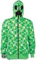 Minecraft - Creeper Premium Zip-up Hoodie - L