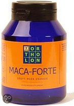 Ortholon Maca Forte - 60 Capsules - Voedingssupplement