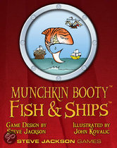 Munchkin Booty - Fish & Ships