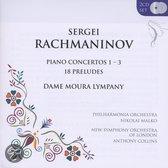 Piano Concertos 1-3, 18 Preludes