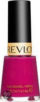 Revlon Nail Enamel - 040 Fuchsia Fever - Roze - Nagellak