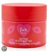 Fab Beauty Body Butter Loving 200ml