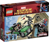 LEGO Super Heroes Spider-Man Cycle Chase - 76004