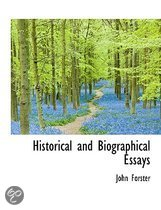 historical bigraphical essay