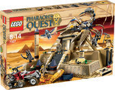 LEGO Pharaoh's Quest Schorpioen Piramide - 7327