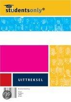 Basisboek duurzame ontwikkeling - Uittreksel