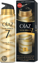 Olaz Total Effects 2 in 1 dagcrème en serum SPF20 40 ml