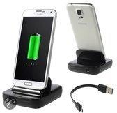 qMust Desktop Dock Samsung Galaxy S5 (black)