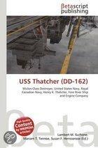 Uss Thatcher (Dd-162)