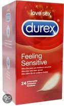 Durex Feeling Sensitive - 24 stuks - Condooms
