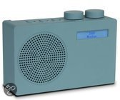 Akai ADB10TE - Portable DAB+ radio - Turquoise