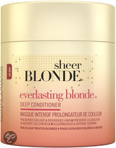 John Frieda Sheer Blonde Everlasting Blonde deep conditioner - 150 ml - Conditioner