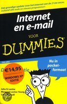 Internet en E-Mail voor Dummies, 10/e (Pocket Editie)
