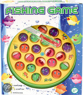 Spel Vissen Vangen