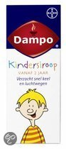 Dampo Kindersiroop - 100 ml